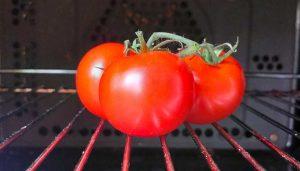Visualisatie met tomaat